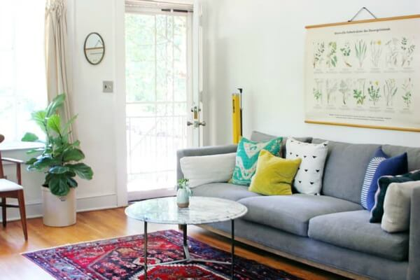 Small Home Tour: Asheville, N.C.