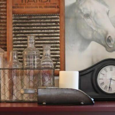 Get Cheap Decor By Repurposing Vintage Items