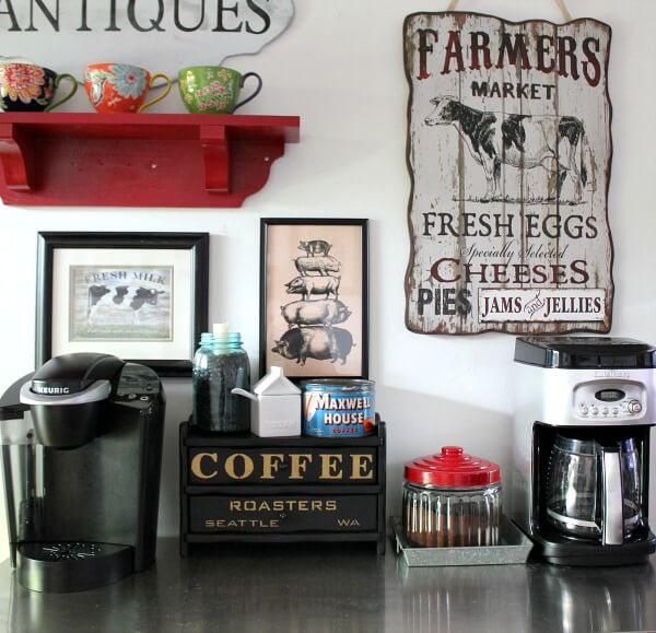 Cleaning Your Coffee Makers