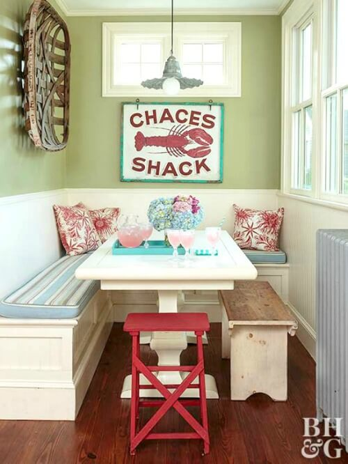 Clever Ideas For Small Homes