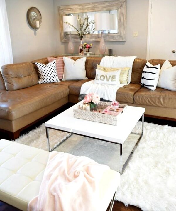 Tips For Decorating With Leather Furniture
