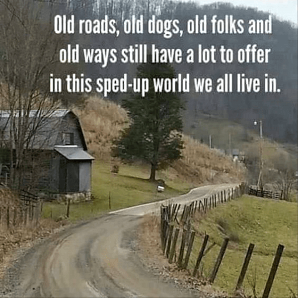 Funny Old Fashioned Quotes
