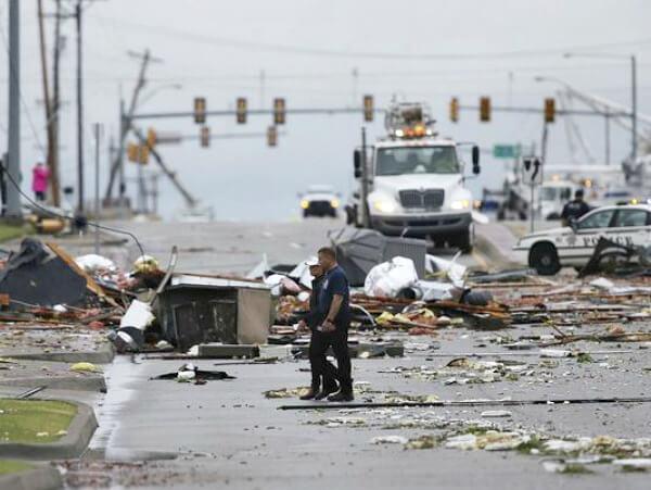 Tornado In Tulsa