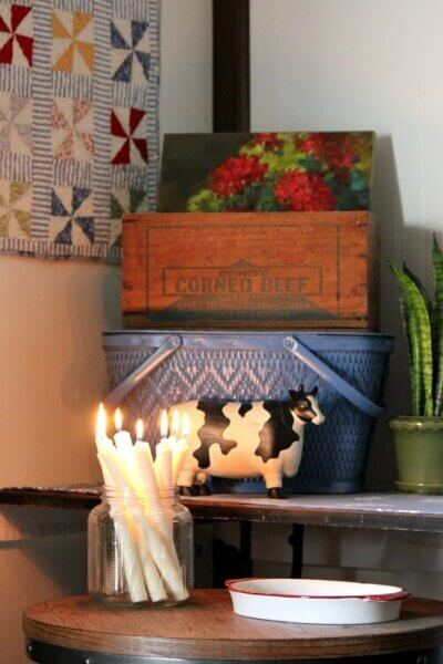Ambiance: Lighting & Candles