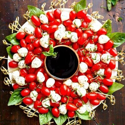 10 Christmas-Themed Appetizers
