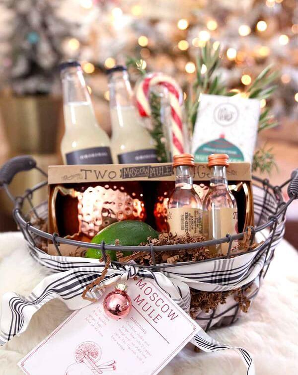 10 Easy Christmas Host/Hostess Gifts