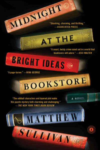 Book Review: Midnight At The Bright Ideas Bookstore