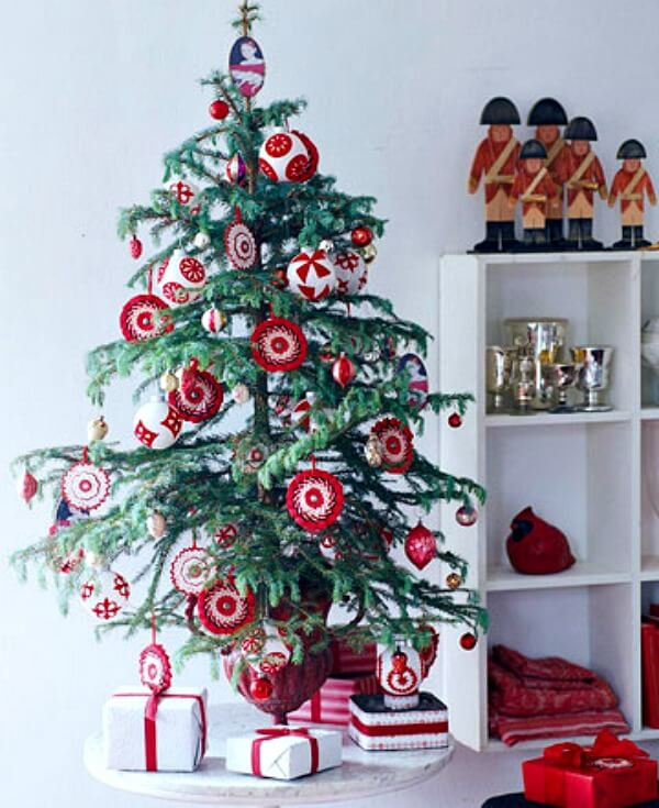 Where Does Christmas Trees Come From: 10 Tabletop Christmas Trees