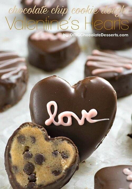 valentines dessert