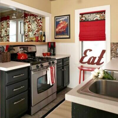 Small Space Kitchen Ideas Part 1