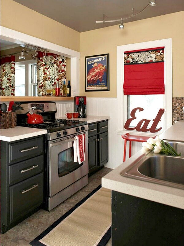 Small space kitchen ideas part 1 cozy little house - Kitchen storage ideas probably arent aware ...