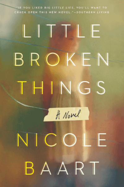 Book Review: Little Broken Things