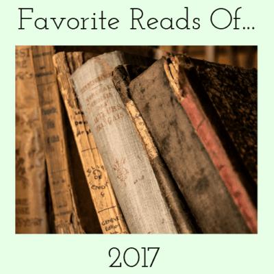 10 Best Books I Read in 2017