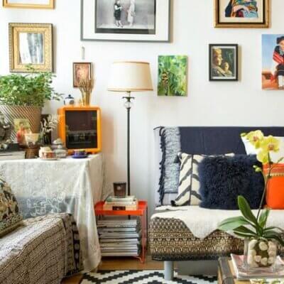 Designer's Apartment In NYC