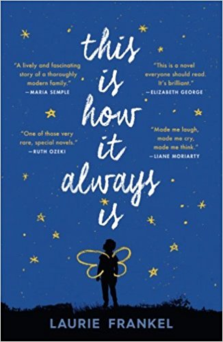 """This Is How It Always Is"" book"