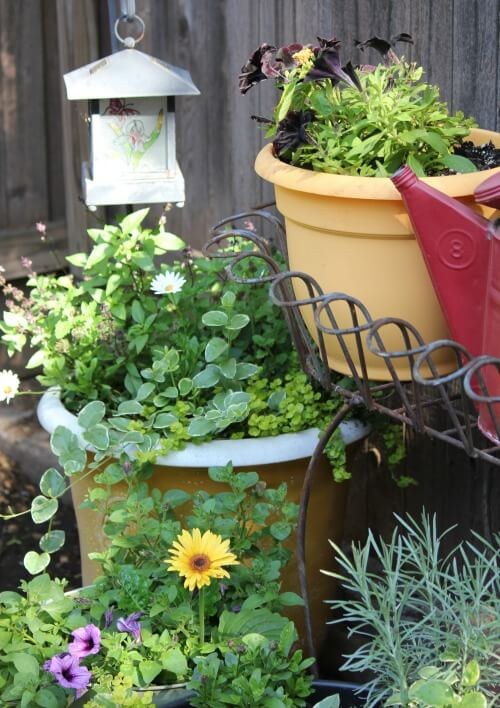 The Positive Benefits Of Gardening In Containers