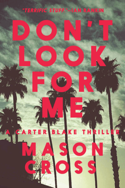 Book Review: Don't Look For Me