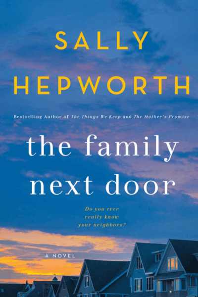 Book Review: The Family Next Door