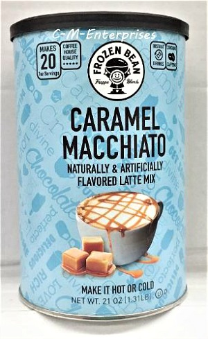 caramel coffee mix