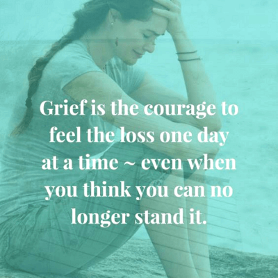 10 Ways To Deal With Loss & Grief