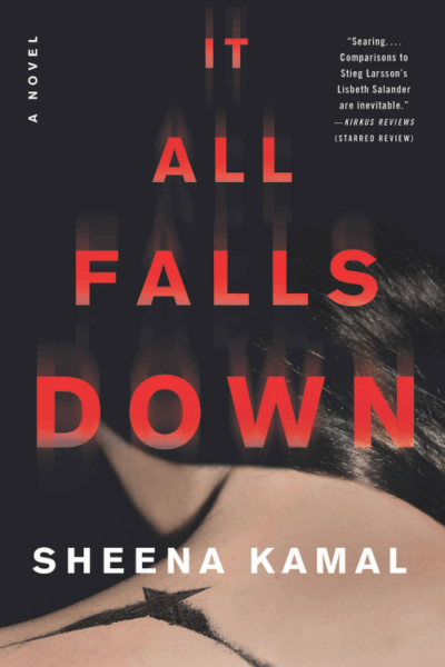 book It All Falls Down
