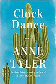 The book Clock Dance