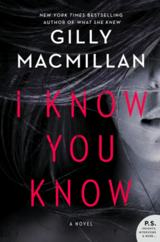 Book Review: I Know You Know