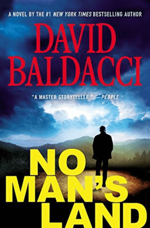 No Man's Land by author David Baldacci