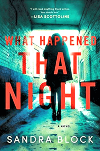 "Psychological thriller ""What Happened That Night"""