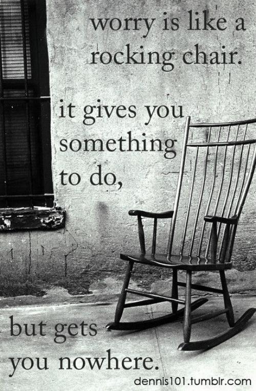 worry quote
