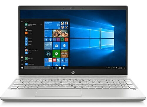 HP laptop I ordered