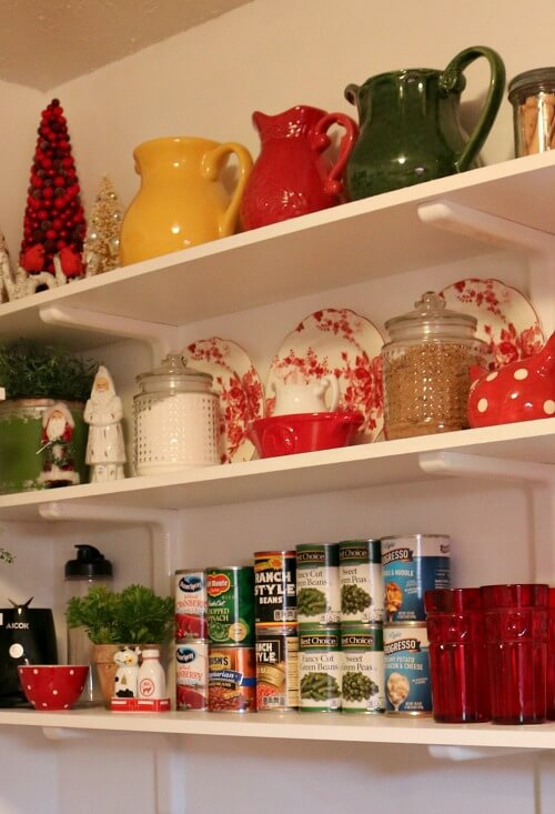 My Christmas kitchen