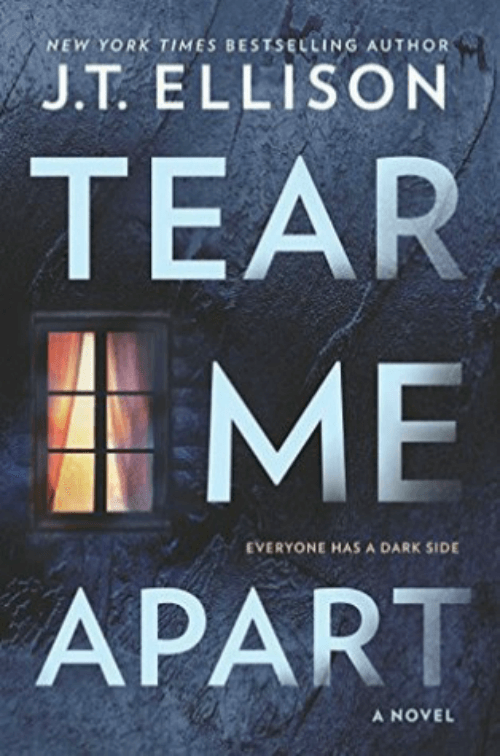 Book Tear Me Apart
