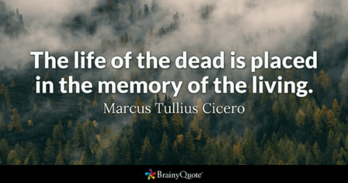 death quote