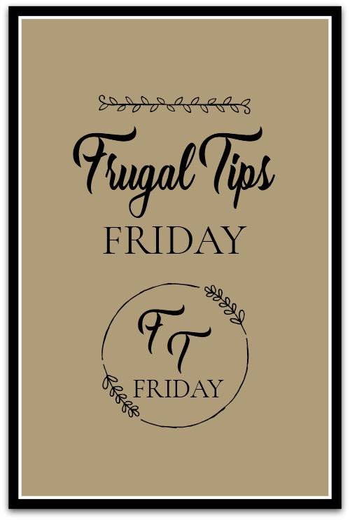 Frugal Tips Friday #6: Frugal Gardening