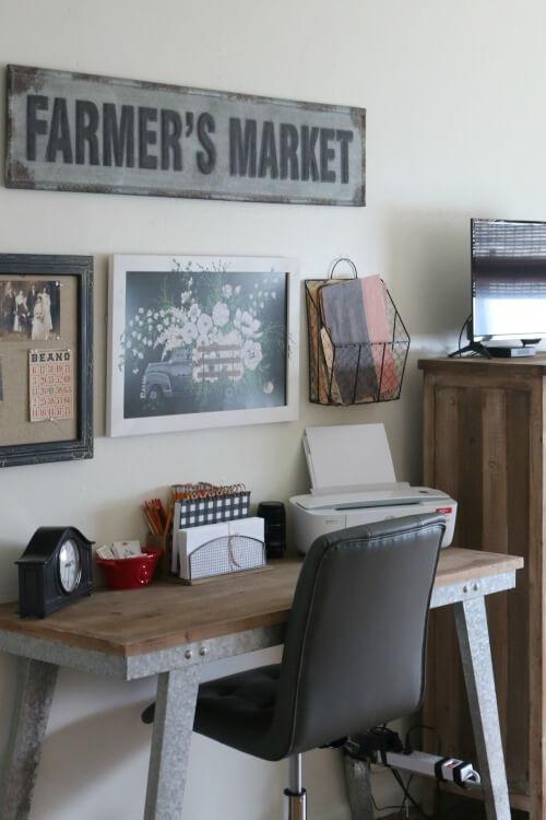 Desk & Craft Supply Storage