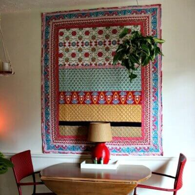 Boho Dining Room Wall Hanging
