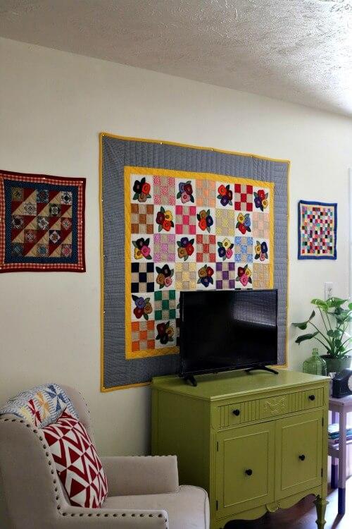 . Boho Living Room Changes
