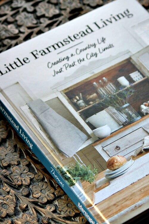 Little Farmstead Living Book