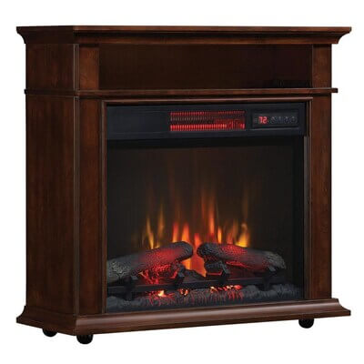 I Ordered An Electric Fireplace
