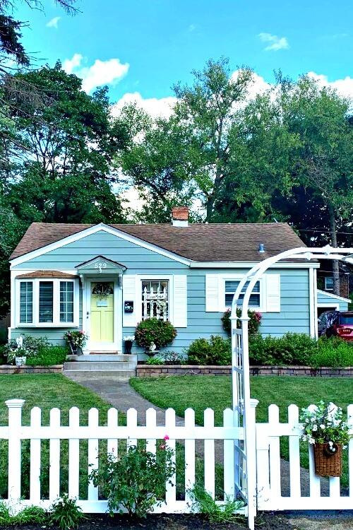 Living Large In Little Houses: Kris's House