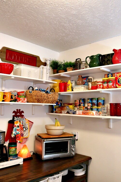 Getting The Kitchen Organized & Ivy's Little Quirks