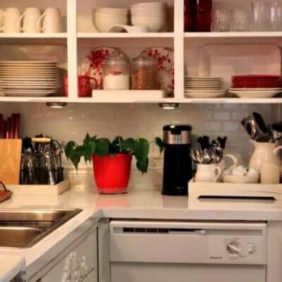How I Transformed My Rental Kitchen