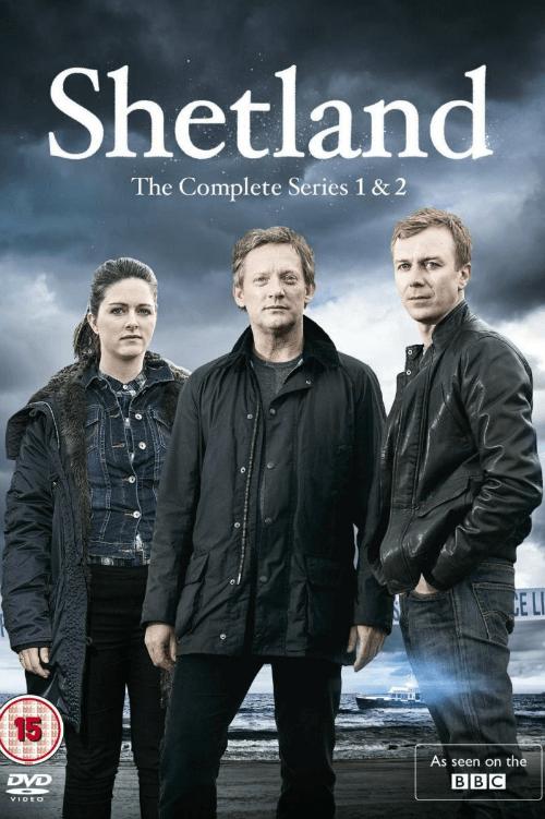 Shetland On BritBox & An Exhausting Night