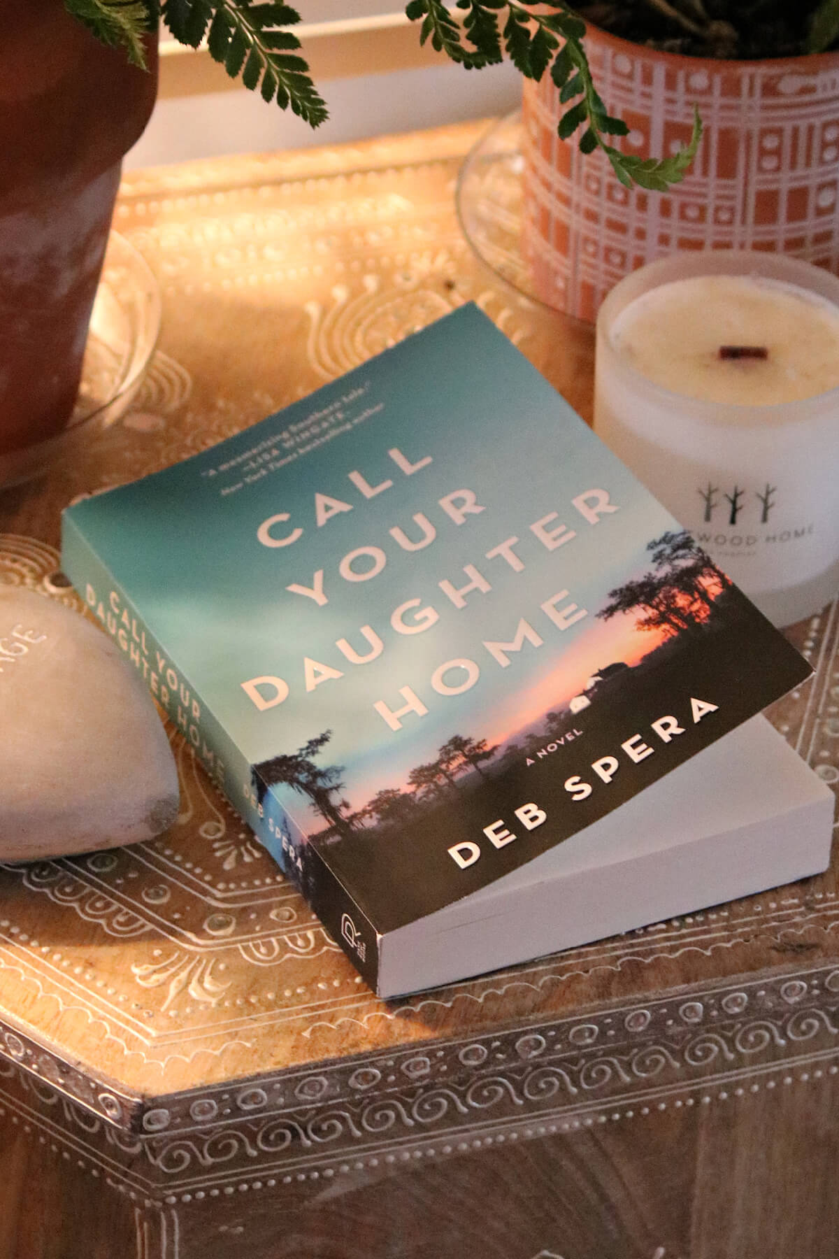 What I'm Reading Dec. 31 2020: Call Your Daughter Home