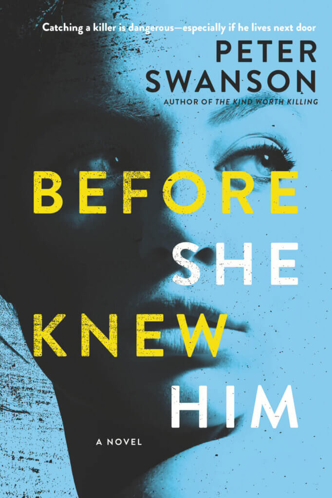 Book Review: Before She Knew Him