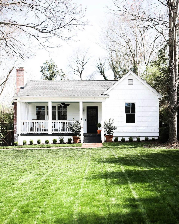 French Farmhouse-Style Cottage Home Tour