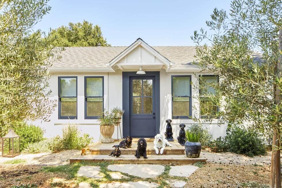 Small California Cottage Fixer Upper