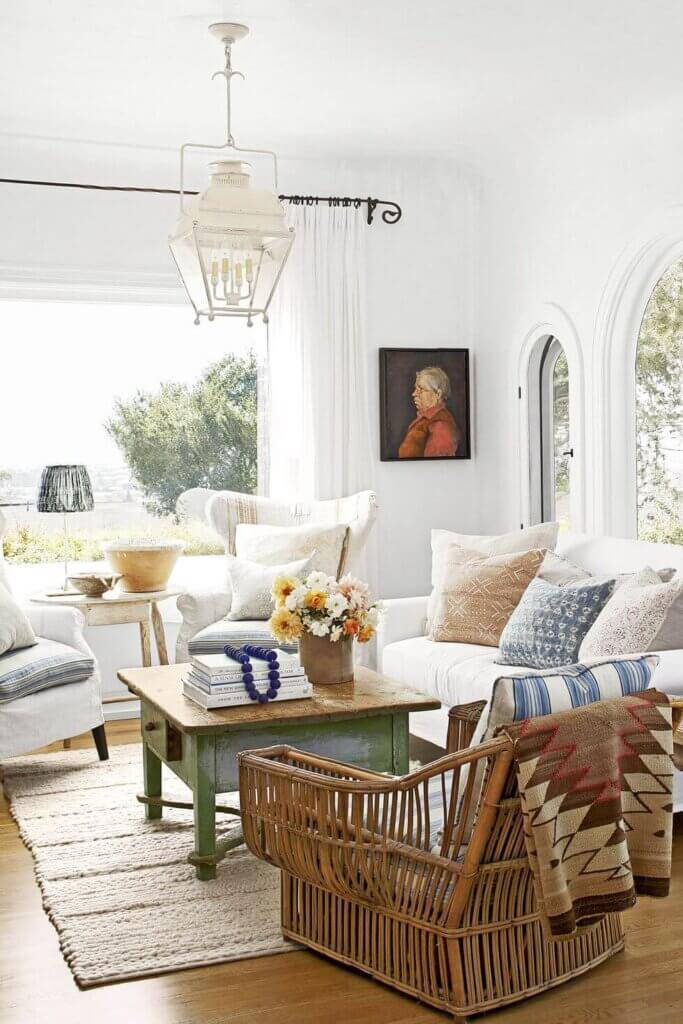 100 Year Old Santa Barbara Home
