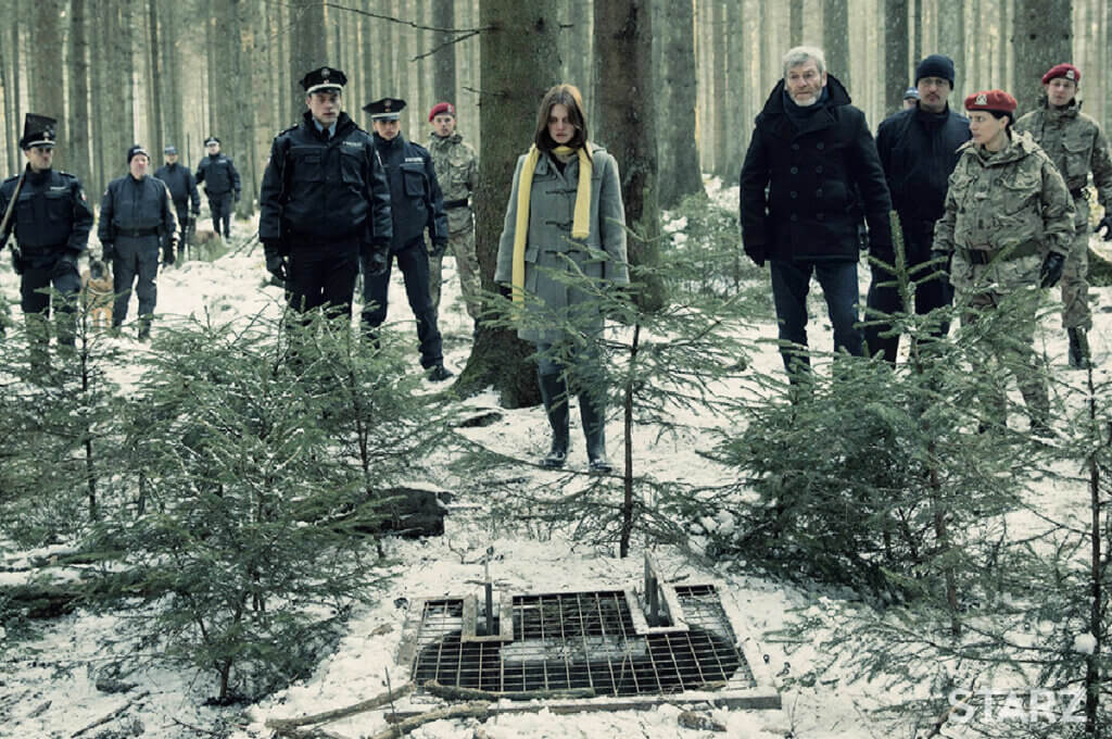 The TV show photo of The Missing
